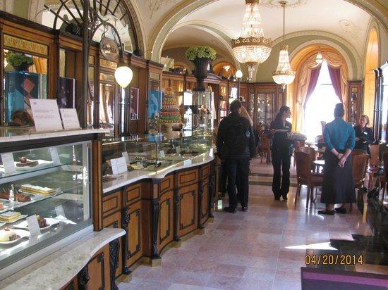 Gerbeaud: Interior do Café