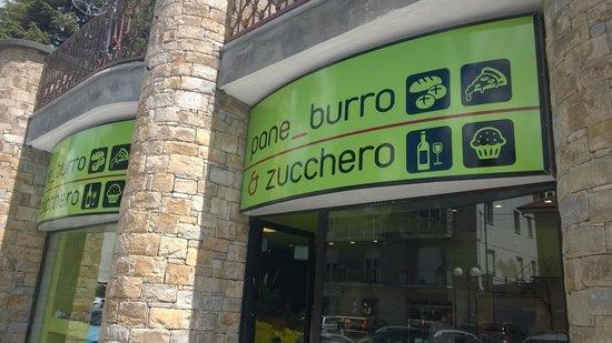 Pane Burro & Zucchero
