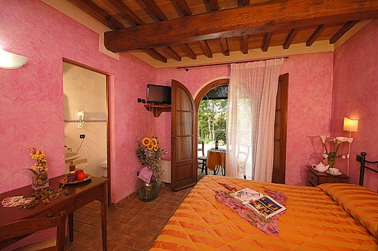 Antico Borgo il Cardino: Camera Superior