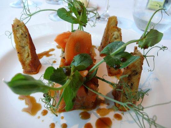 The Vine Hotel: Abschiedsessen