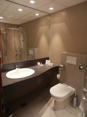 Grand Hotel Union: bagno