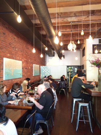 Cafe Medina: Interior