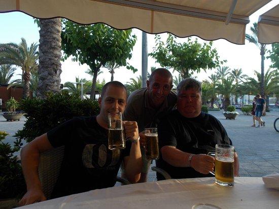 Hotel Marina Delfin Verde: La Sirenas,Port de Alcudia