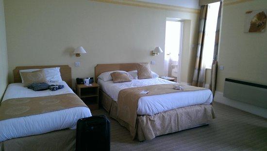 Best Western York House Hotel: Family room