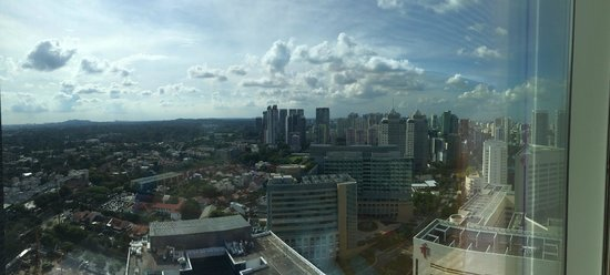 Oasia Hotel Novena, Singapore by Far East Hospitality: Great View