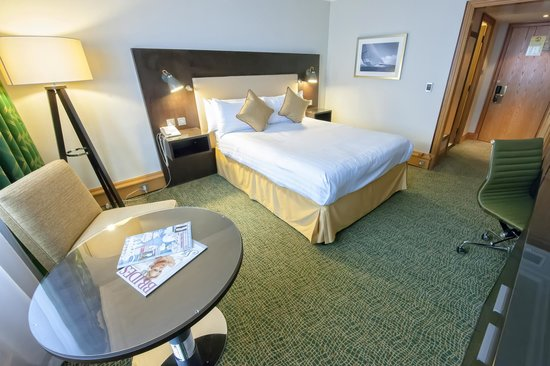 Grand Harbour Hotel: Traditional Double Room
