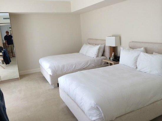 Grand Beach Hotel Surfside: les deux lits double