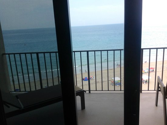 Vistana Beach Club: picture taken from living room