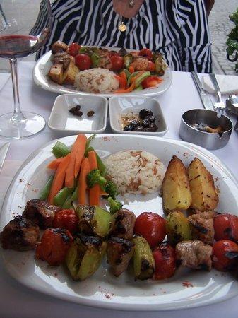istanbul anatolia cafe and restaurant : Reastaurant 2