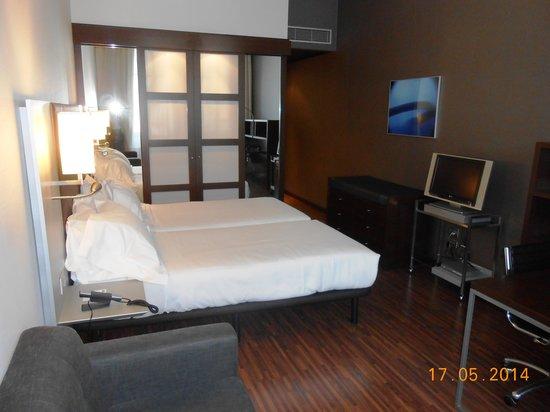 AC Hotel Torino : Camera