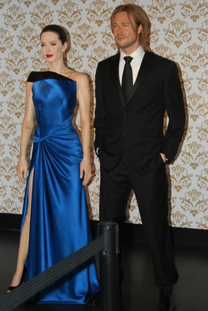 Madame Tussauds London : Mr and Mrs Smith