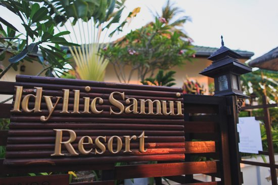 Idyllic Samui Oceanfront Resort & Villas : we'll  return