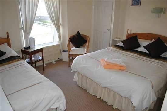 Clement Dale Guest House: Family/Twin room