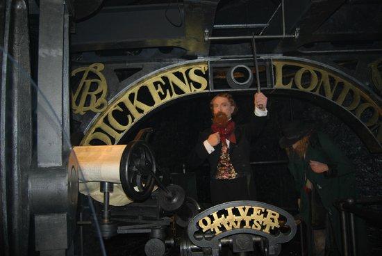 Madame Tussauds London : Dickens