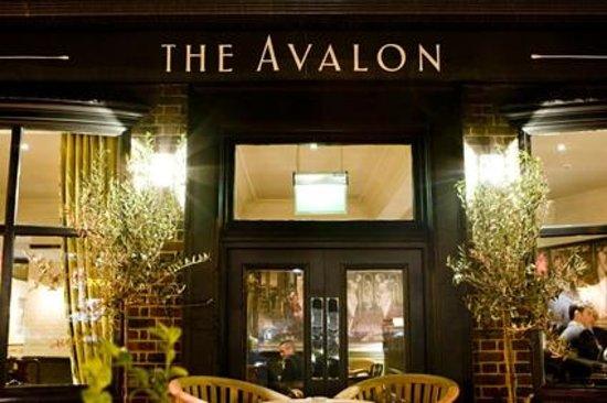 The Avalon: Great British pub