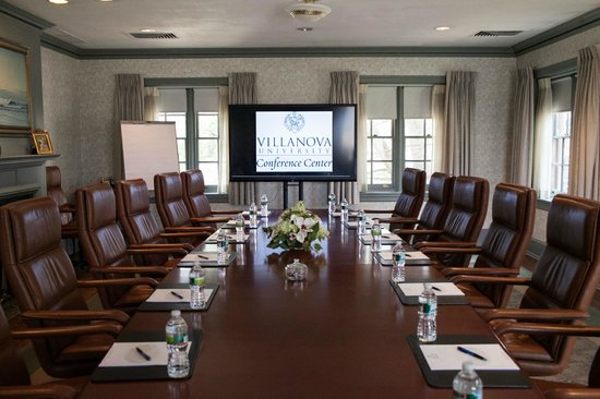 Villanova University Conference Center : Montrose Boardroom