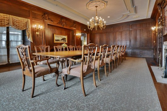 Villanova University Conference Center : Private Dining Room