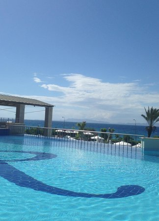 Amathus Beach Hotel Rhodes: Gorgeous! Wish was still there!