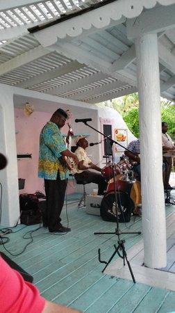 da Conch Shack: Band