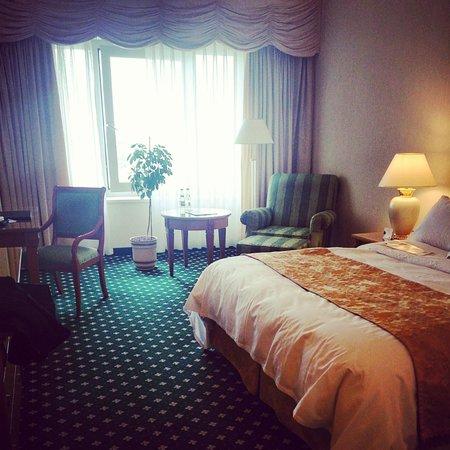 JW Marriott Bucharest Grand Hotel : Stanza