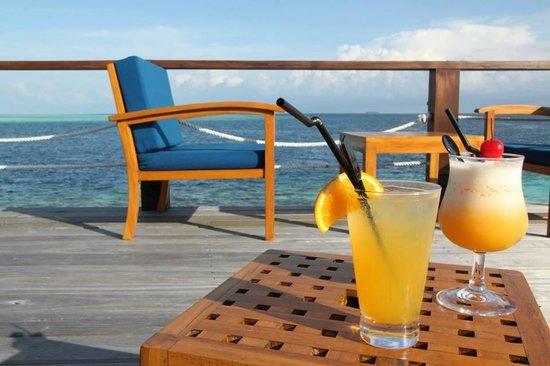 Adaaran Prestige Vadoo: cocktails