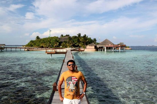 Adaaran Prestige Vadoo: resort