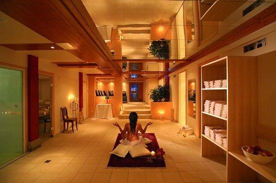 Hotel Adler: Wellnessbereich
