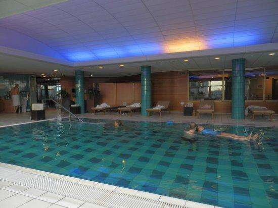 Grand Hotel Union: piscina
