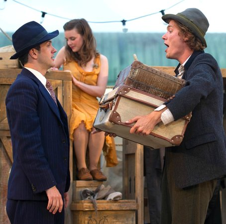 Creation Theatre Company: The Merchant of Venice, 2012
