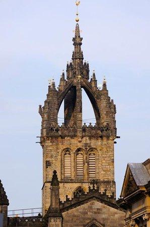 Mercure Edinburgh City - Princes Street Hotel: Torre St. Giles