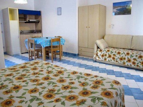 Park Hotel Residence Villa Marinu': Monolocale