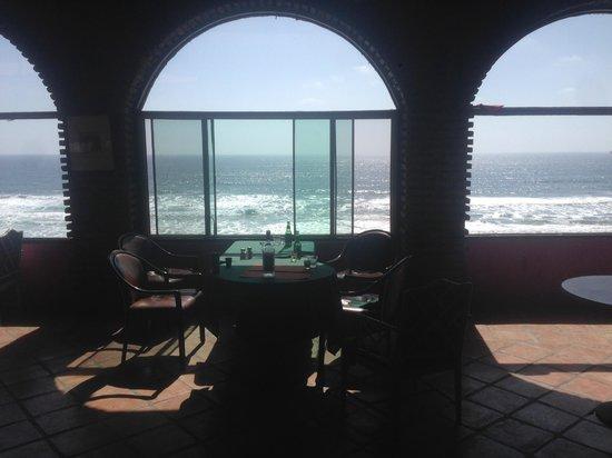La Fonda Hotel & Restaurant : Views