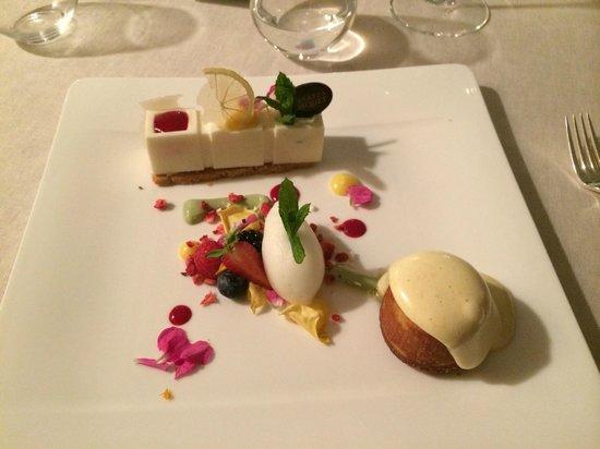 dessert il limone - Picture of Terrazza Bosquet, Sorrento - TripAdvisor