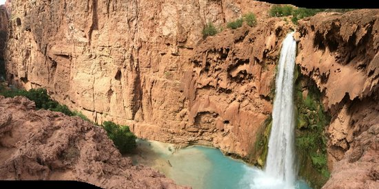 The Wildland Trekking: Havasupai Falls