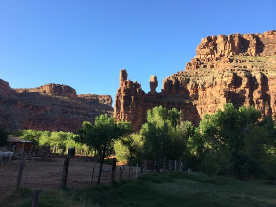 The Wildland Trekking: Near Supai