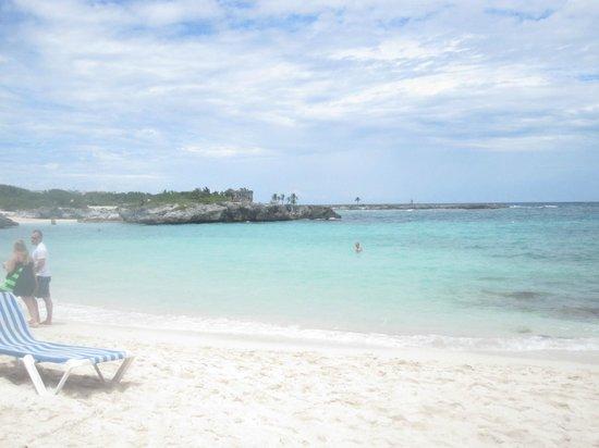 Grand Sirenis Riviera Maya Resort & Spa : beach