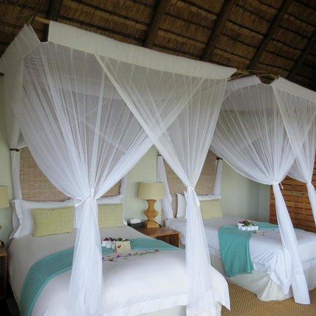 Leroo La Tau: our room