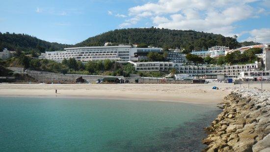 Hotel do Mar : El hotel