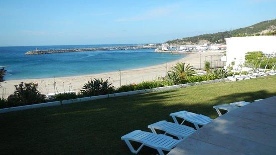 Hotel do Mar : Vistas desde la piscina