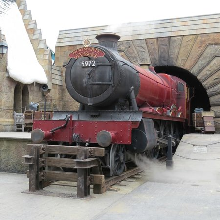 The Wizarding World of Harry Potter: expresso