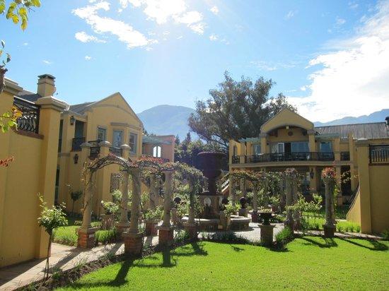 Franschhoek Country House & Villas: Villas