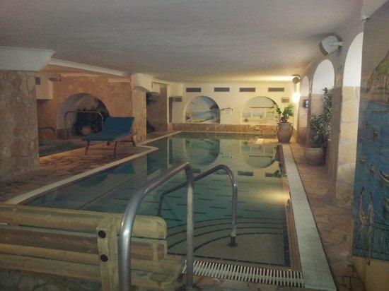 Hotel Flora : Piscina termale coperta