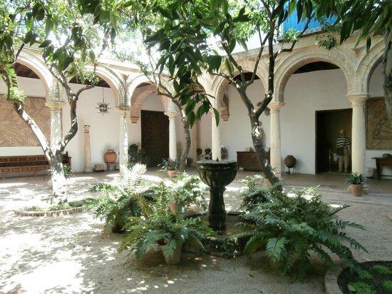 Palacio Museo de Viana : PATIO DE LA CAPILLA