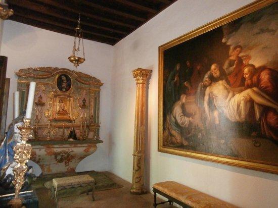 Palacio Museo de Viana : cappella