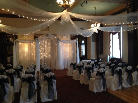 Rodd Charlottetown: Wedding ceremony Province Room