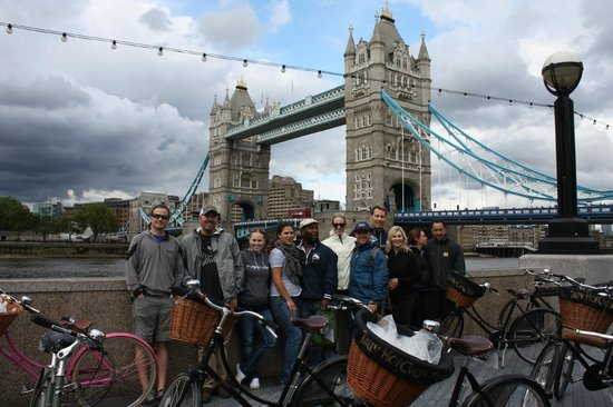 Tally Ho! Cycle Tours: Tower Bridge