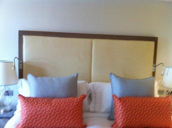 The Berkeley: Room 701 - bed