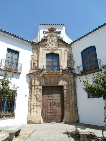 Palacio Museo de Viana : ingresso