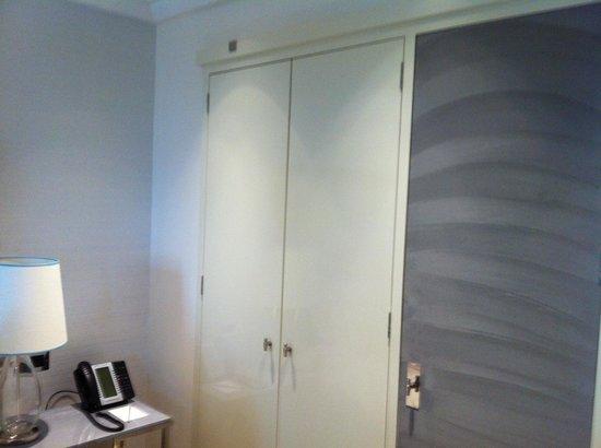 The Berkeley: Room 701 - closet