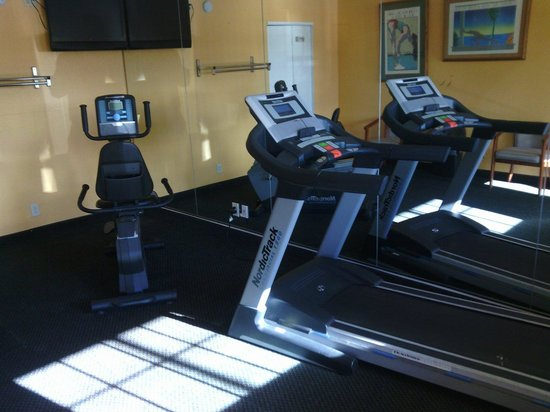 Ramada Flagstaff East: Fitness, 2 pieces of equipment.